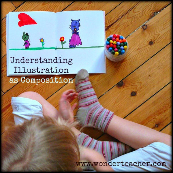 Understanding Image Making as Composition via Wonder Teacher