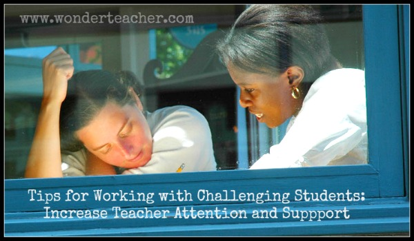 Increase Teacher Support to Help Students with Behavior Challenges