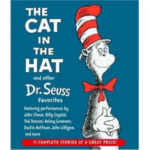 Cat in the Hat CD