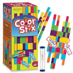 Color Stix game