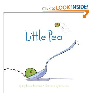 Little Pea by Amy Krouse Rosehthal