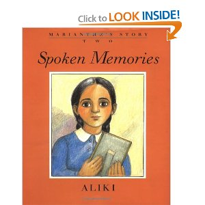 Painted Words and Spoken Memories by Aliki
