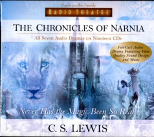 Chronicles of Narnia CDs