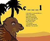 ABC Animal Riddles page