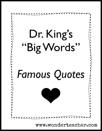 FREE Download: Martin Luther King Quotes