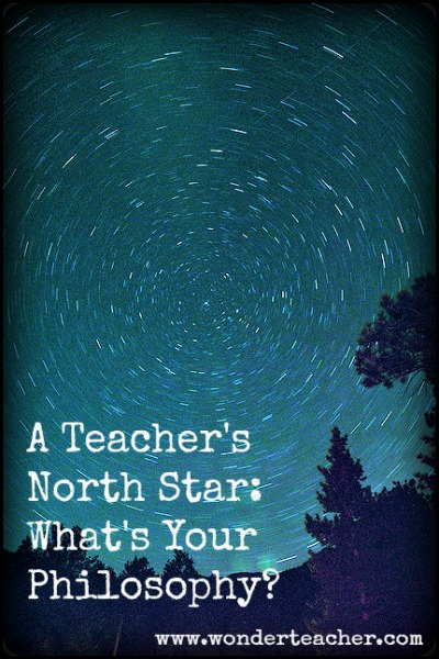 What's Your Teaching Philosophy? New Series on Wonder Teacher