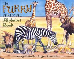 The Furry Alphabet Book