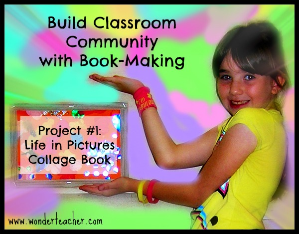 Build Classroom Community Through Book Making