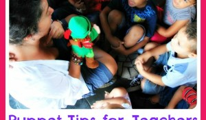 Puppet tips for Teachers