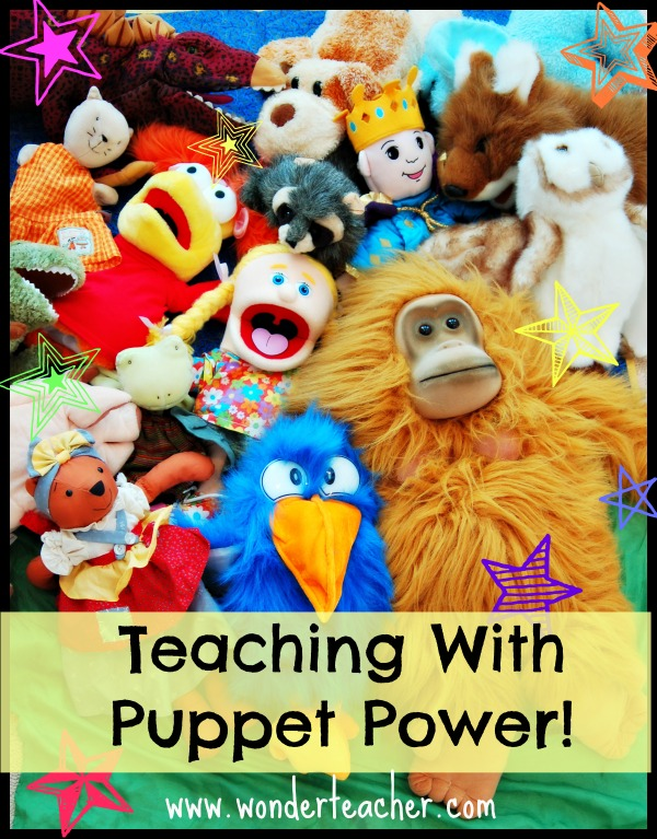 Teaching With Puppet Power