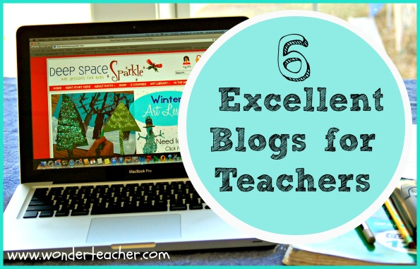 Blogs recommended for teachers