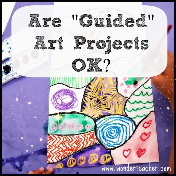 Art vs. Craft in the classroom