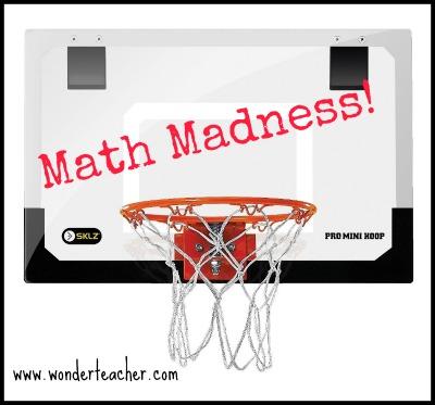 math madness fact practice
