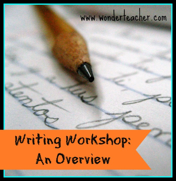 An Overview of Writing Workshop