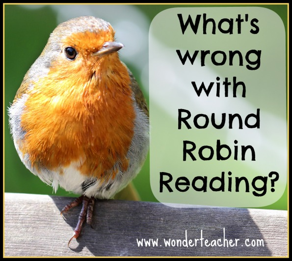 What's wrong with round robin reading