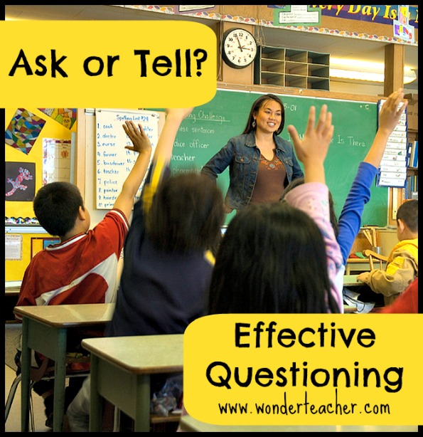 Effective Questioning Strategies