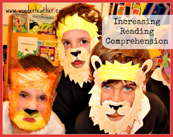 Increasing Reading Comprehension