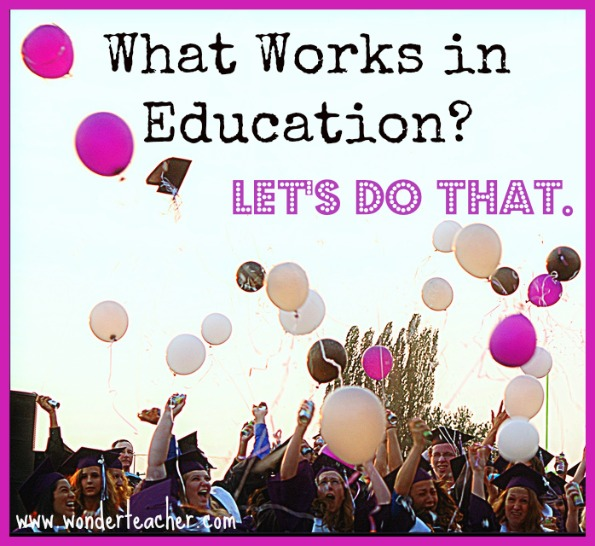 what works in education